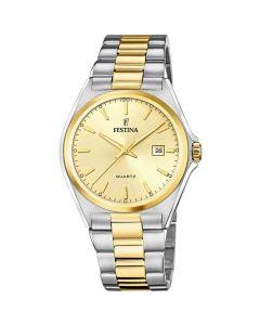20554/3 fra Festina - Herreur Classic Date