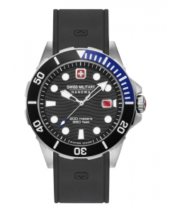 Swiss Military Hanowa 643380400703 - Offshore Diver herreur