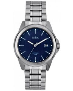 Inex A69492-1S8I - Flot herreur Mens Silver And Blue